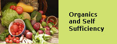 Organics and Self Sufficiency